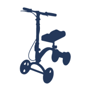 Knee Walker rentals ireland